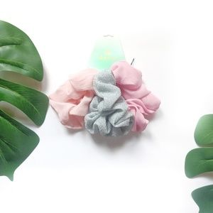 • Decree • Scrunchie Bundle of 3